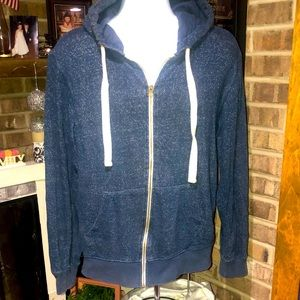 Sunday Work Clothes Hoodie Zips Large